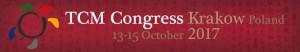 Banner_TCM Congress Krakow 2017